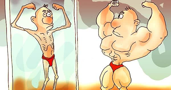 Inverz anorexia