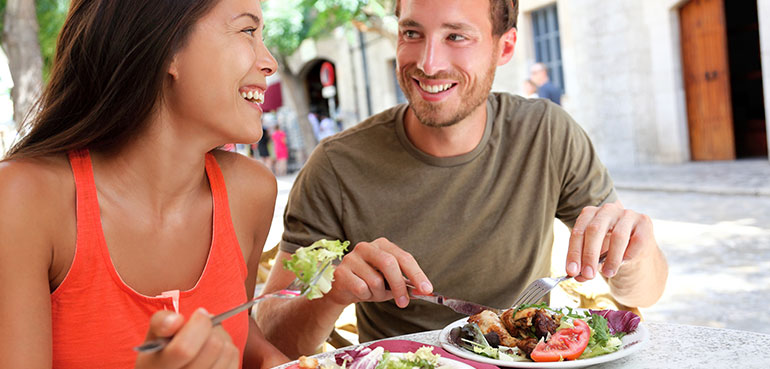 Mediterrán étkezés